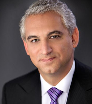Portrait of Dr. David Samadi