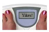 scale that reads: Yilkes!