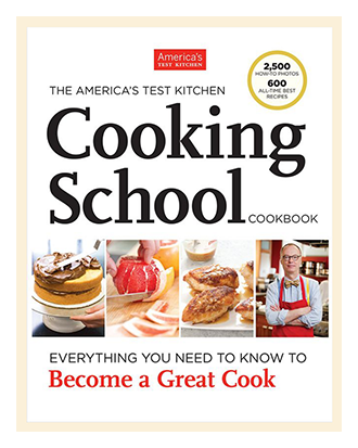 Book - cooking school