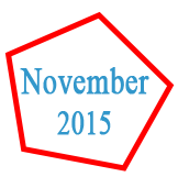 Month for report: November 2015